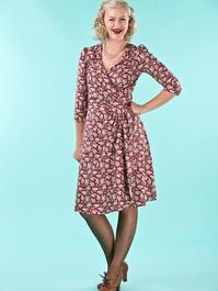 the vintage vixen dress. acorns wine