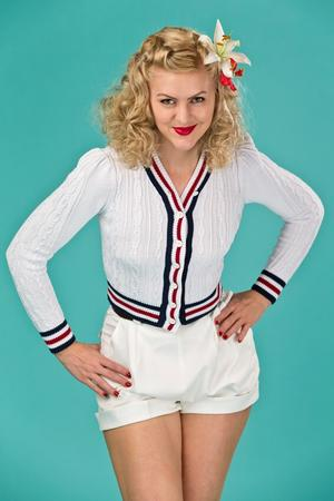the country club cardigan. bright white