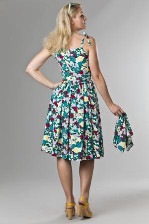 the Malibu Beach dress. candy plum