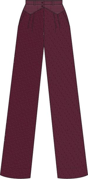 the fancy worker pants. fig salt & pepper