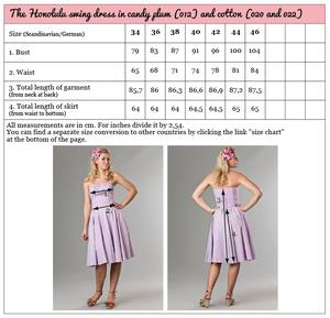 the Honolulu swing dress. turquoise